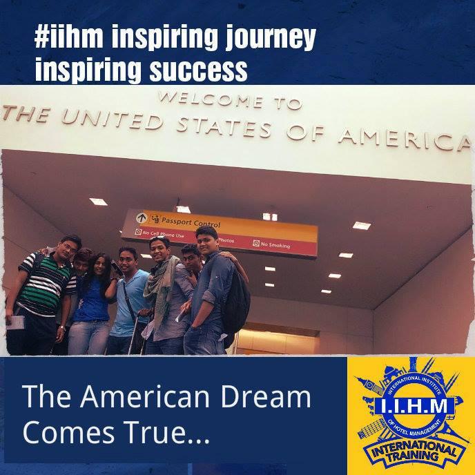 International Internships - IIHM