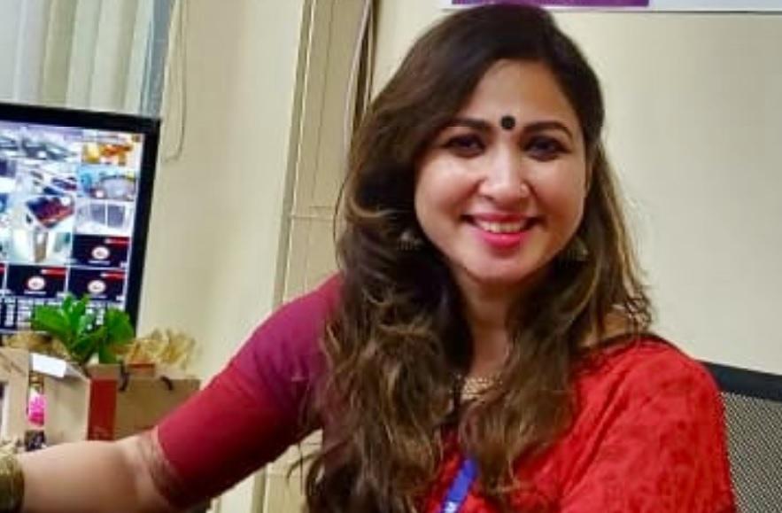 Ms. Sanchari Chowdhury,Director-IIHM, Bangalore