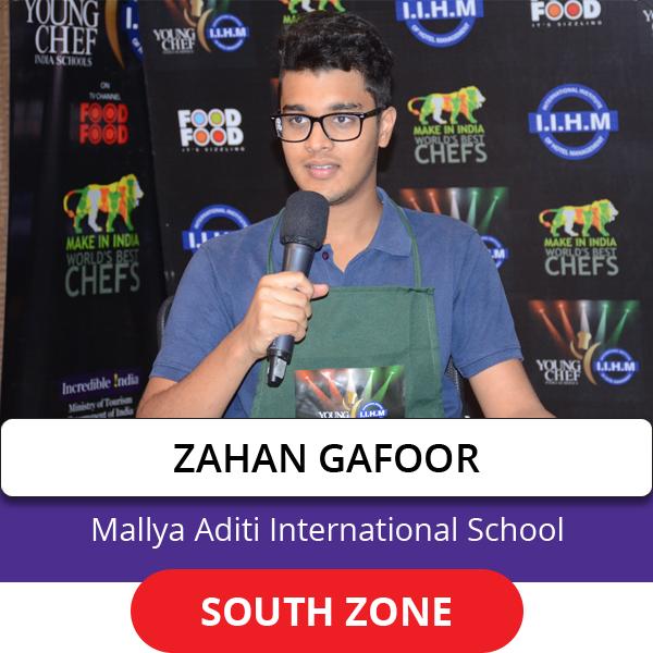 Zahan Gafoor